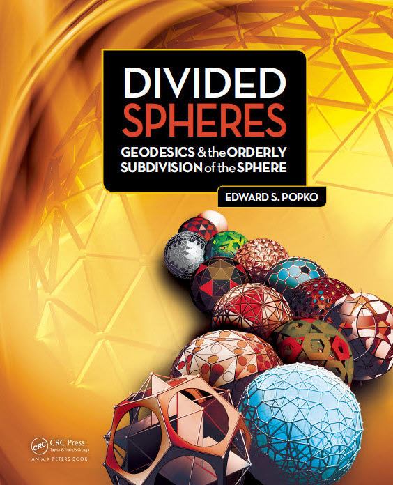 Divided Spheres Front Cover