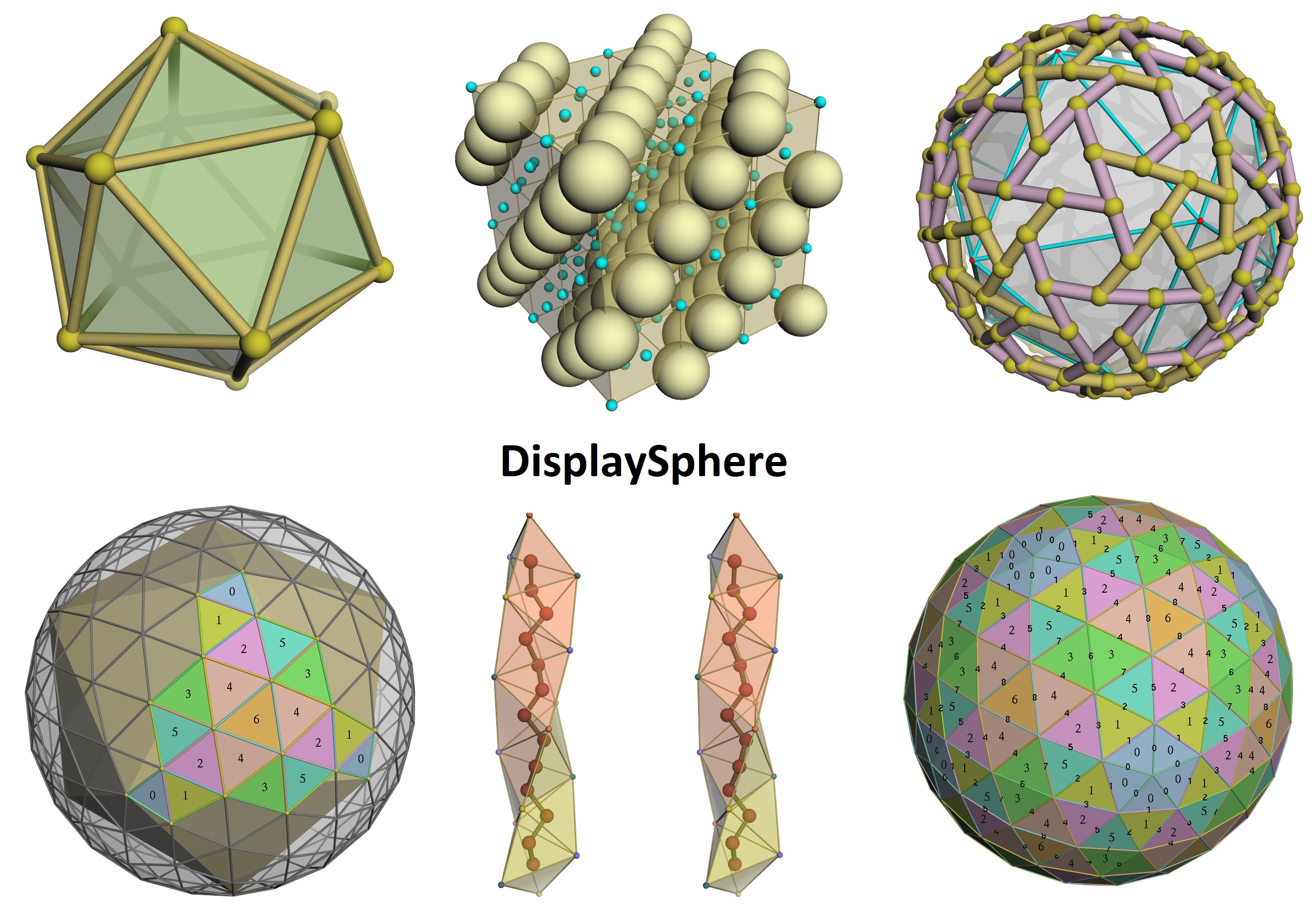 DisplaySphere